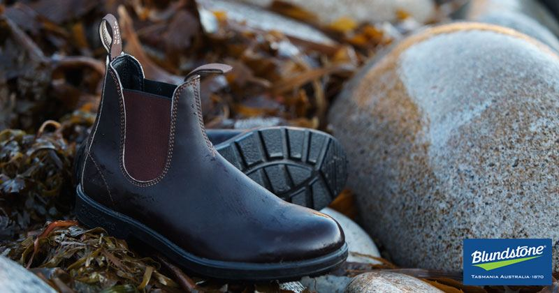 Blundstone Boots Brand Image