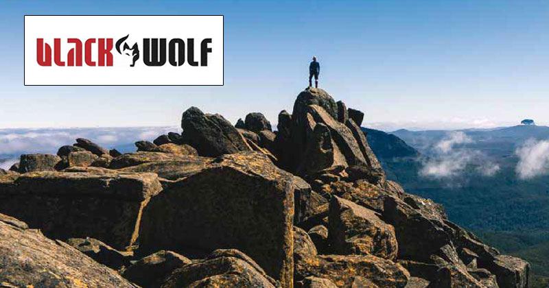 BlackWolf Adventure Gear Brand Image