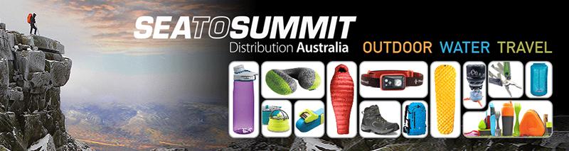 Sea to Summit Brand Image
