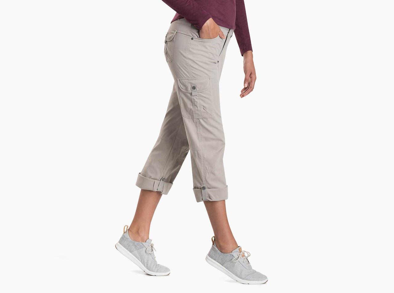Short Shadow Kuhl Womens Splash Roll Up Pant