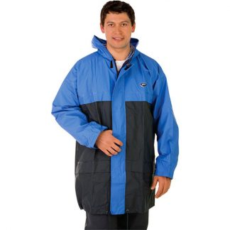 Team Fishing Mate Rain Jacket Navy/Blue