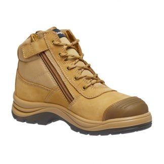 King Gree Tradie Zip Boot K27100